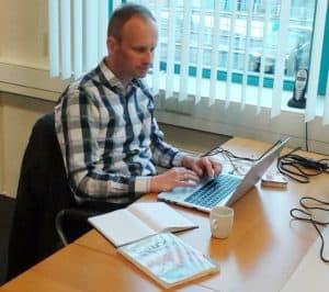 Software tester John Peter Ram koos voor Polteq als werkgever