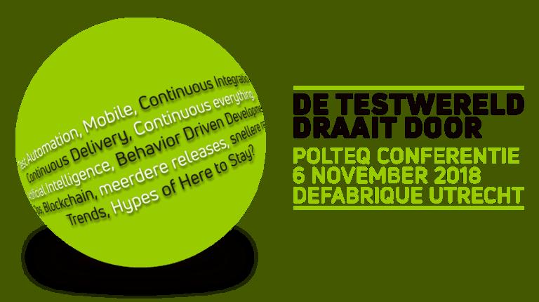 Conferentie Polteq 2018