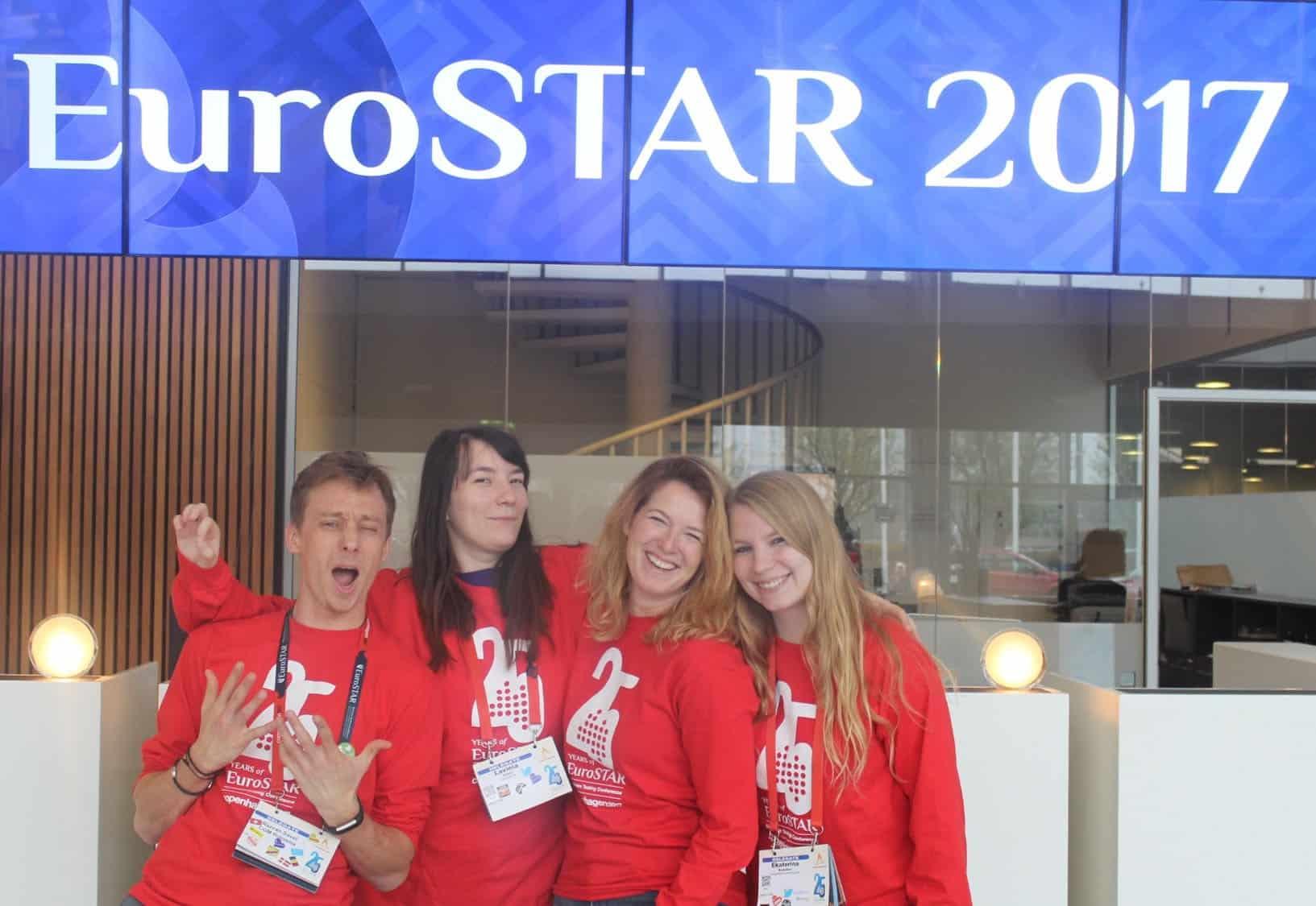 EuroSTAR: Accessibility versus disability