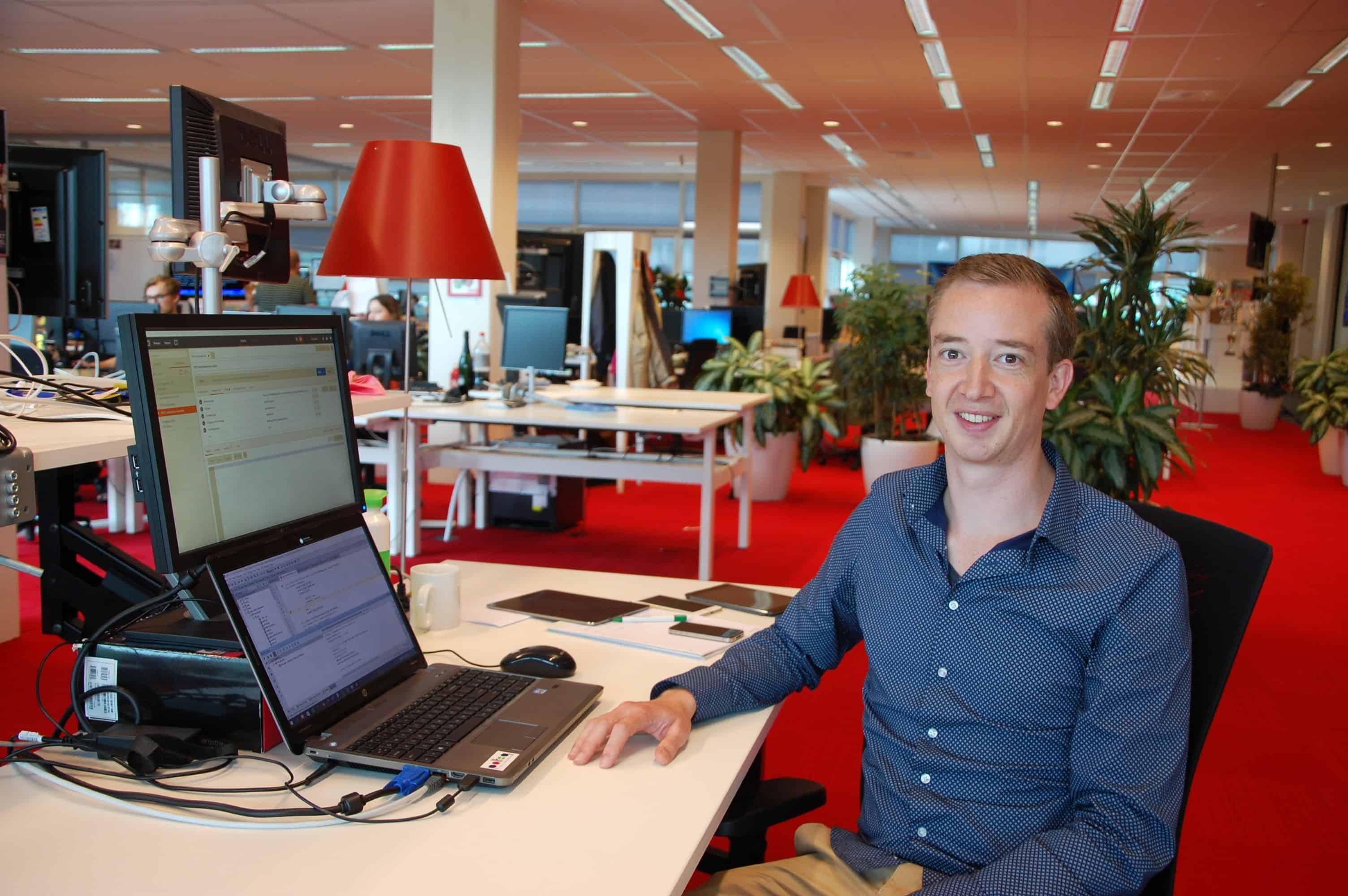 Het Polteq Traineeship Software Tester - Evert van Hamersveld vertelt waarom hij juist voor dit traineeship koos.