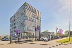 De unit West van Polteq is gehuisvest in het Smart Business Center in Amsterdam