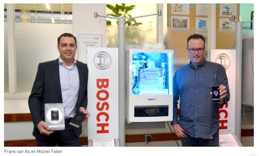 Polteq en Bosch: uitstekende samenwerking