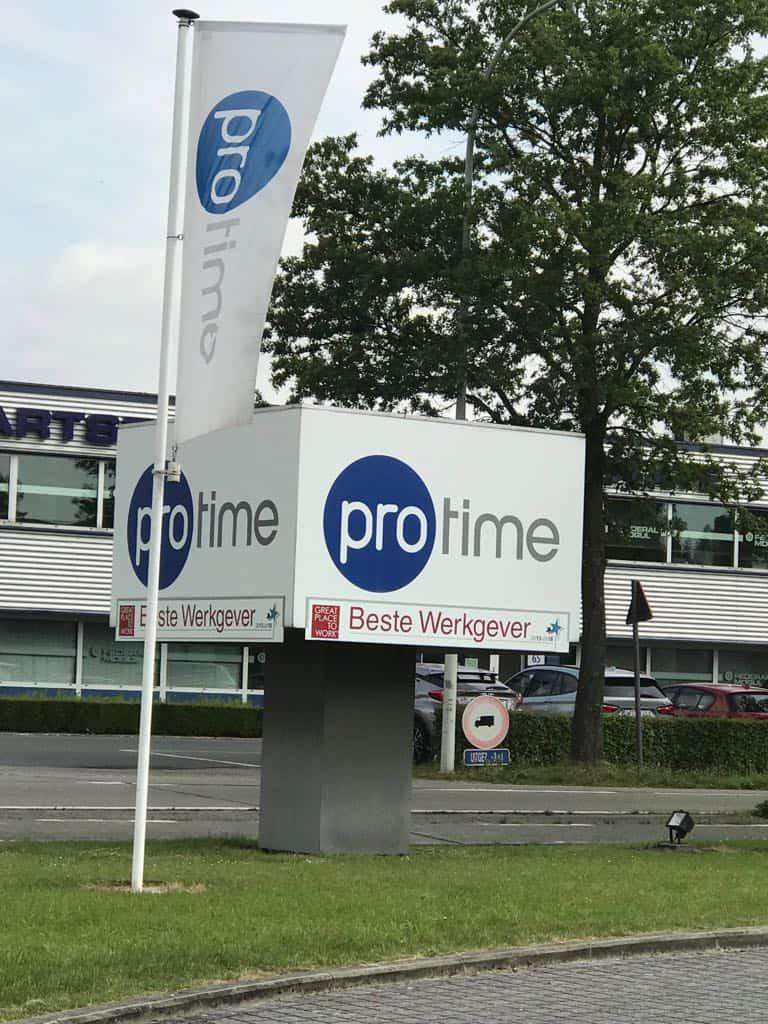 Interview met Protime: