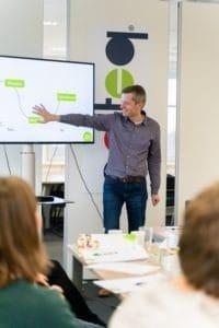 Erik Runhaar vertelt over het traineeship software tester van Polteq