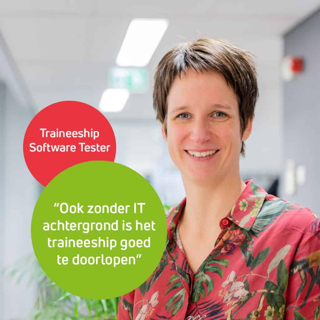 Omscholen naar IT: ook zonder IT achtergrond is het traineeship goed te doorlopen
