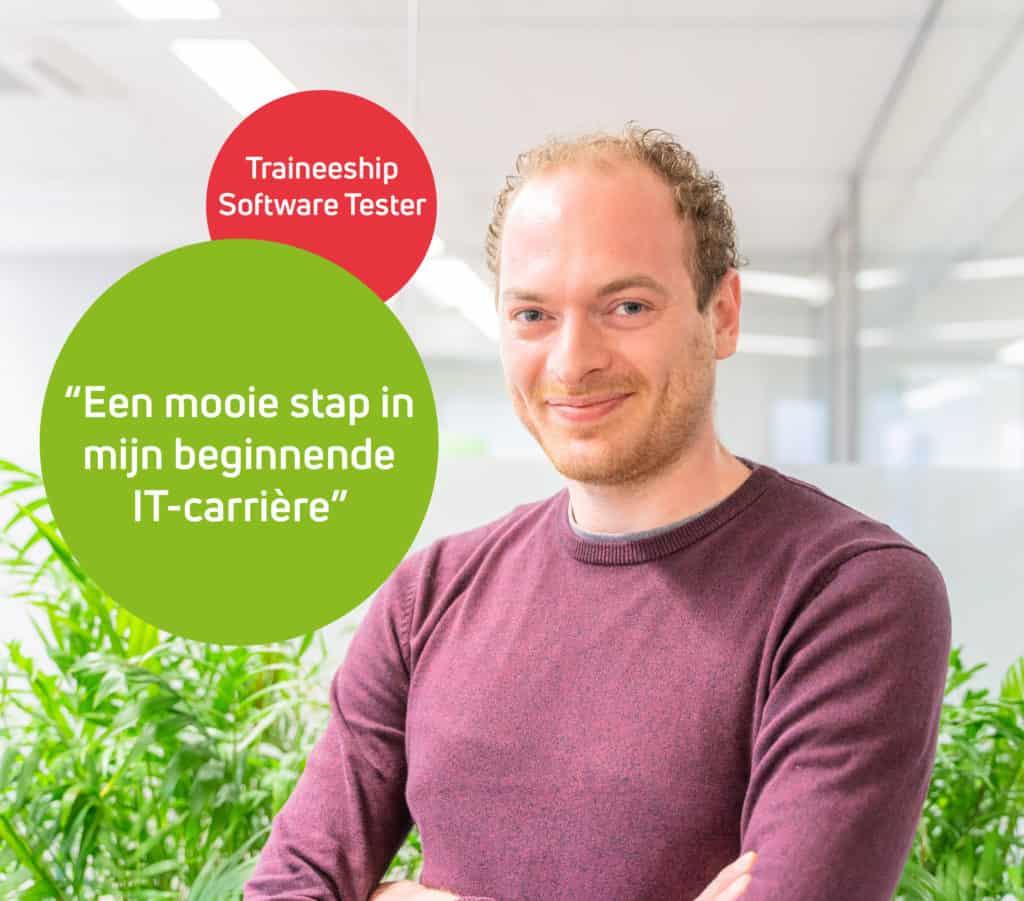 Omscholen naar IT: het traineeship software tester van Polteq wat een mooie stap in mijn beginnende IT-carrière