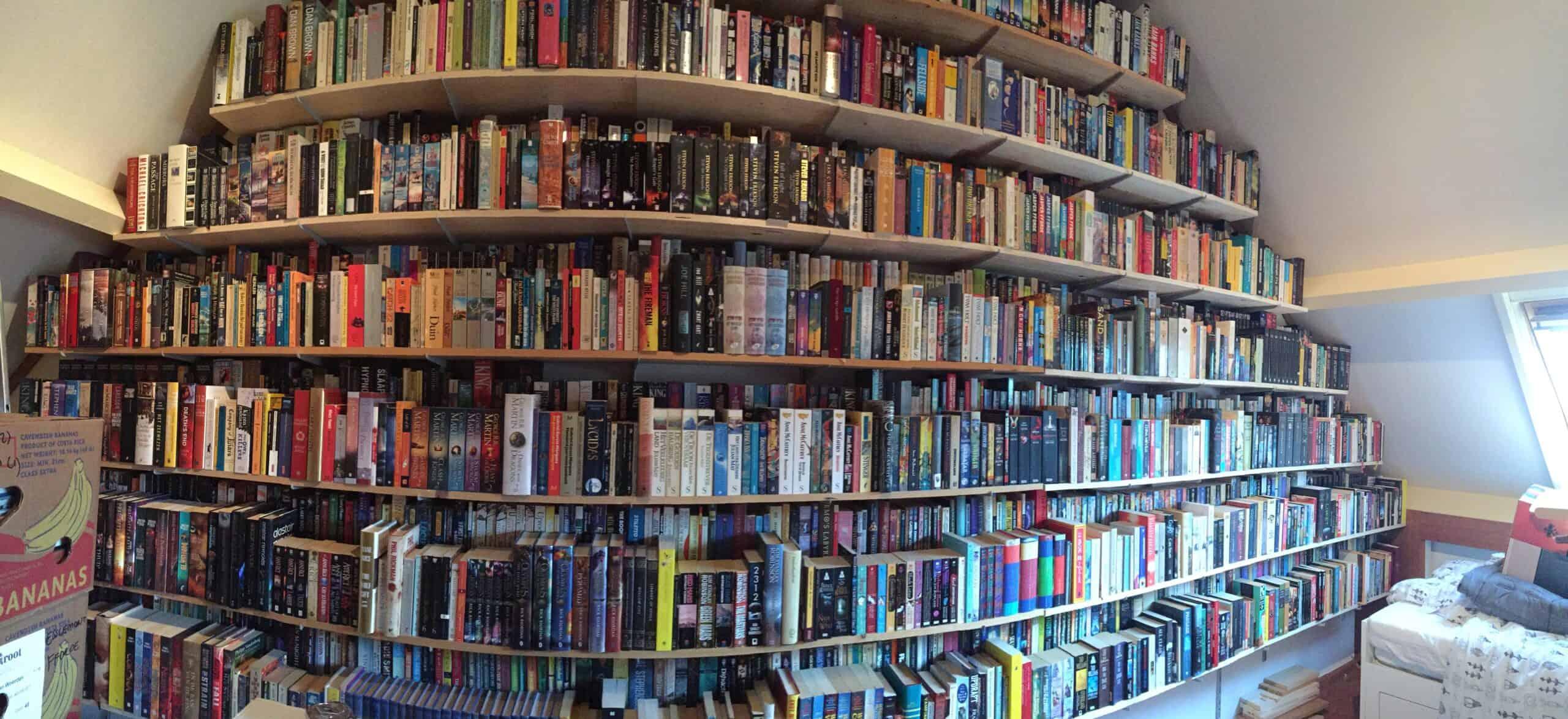 Leren van Side-Projects: Hoe haar boekendatabase Sara tot een betere tester maakt.