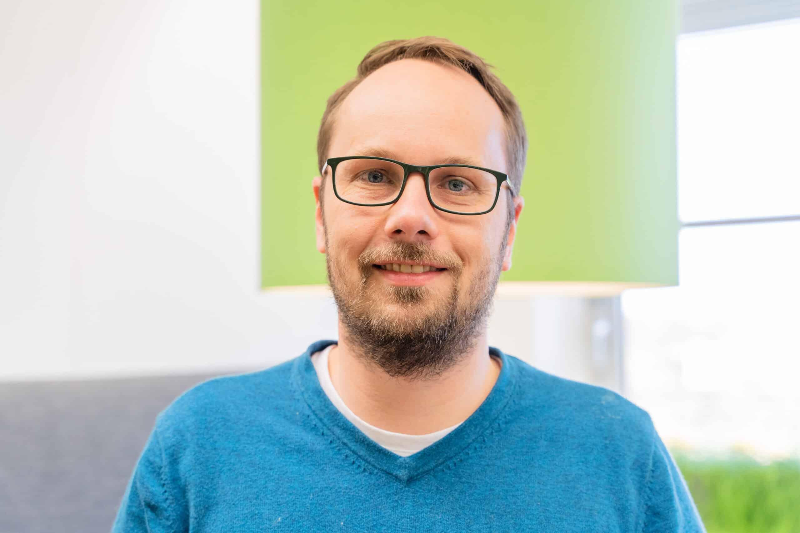 Robby Wiegmans, Technisch Testexpert en Product Owner Mobile Testing.