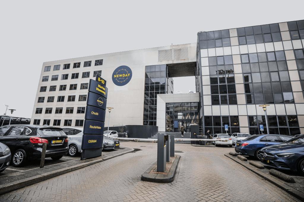 Het Polteq kantoor in Rotterdam