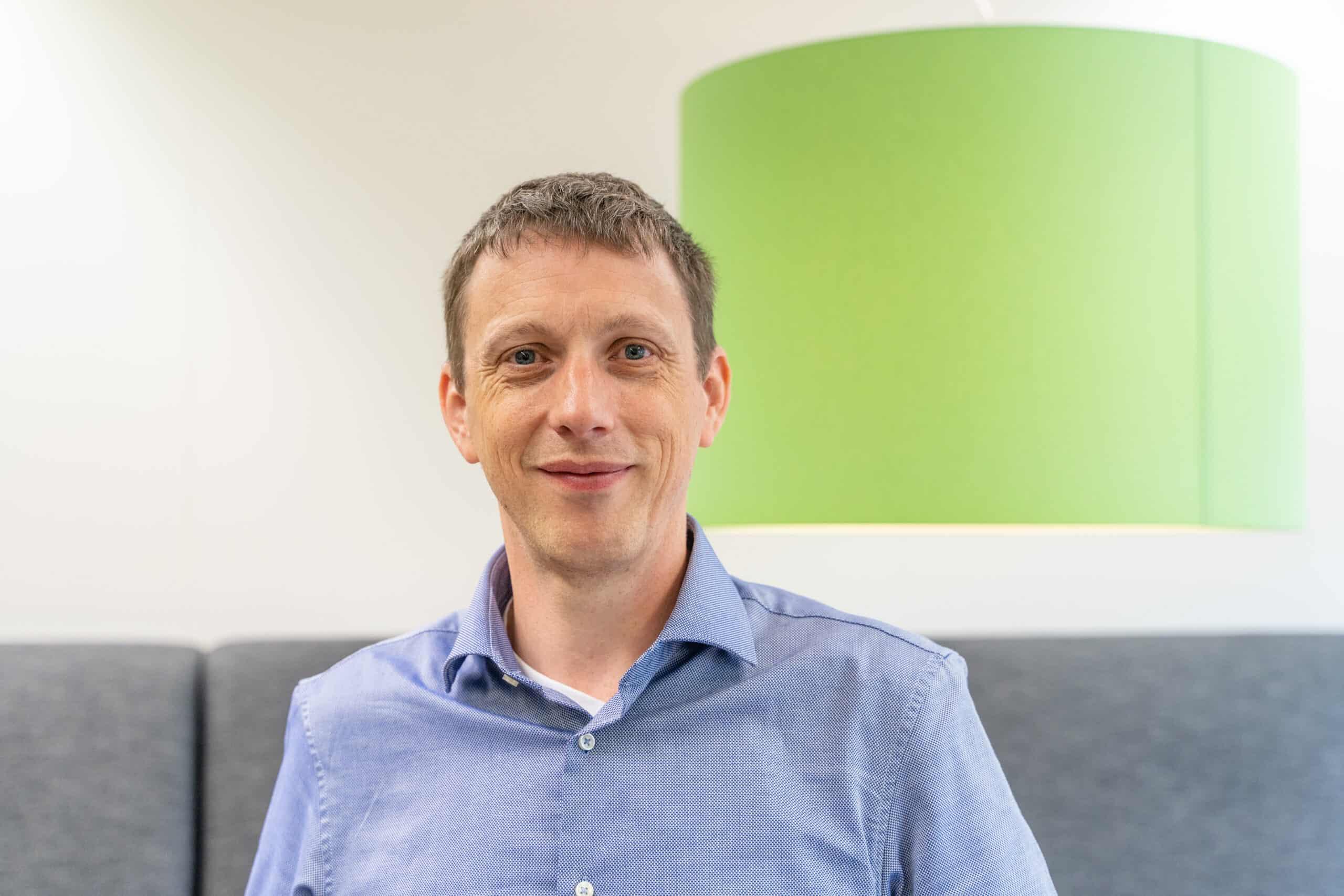 Rob Leijenaar, performancetest expert bij Polteq