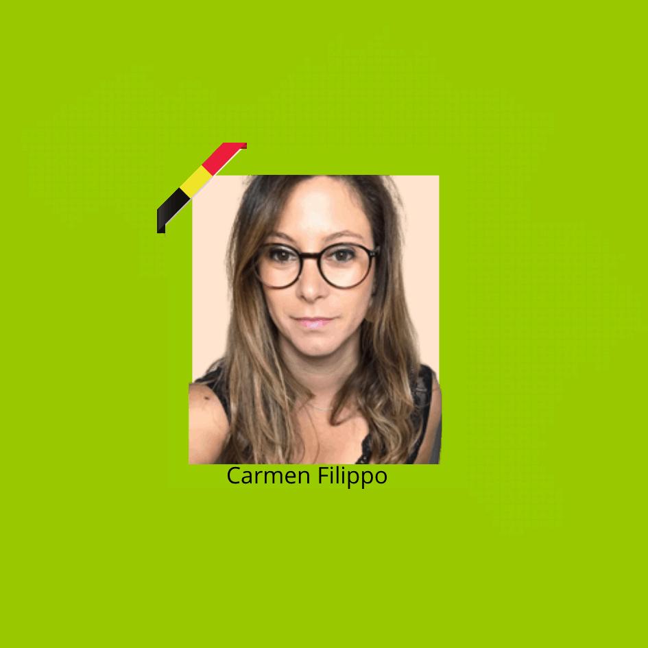 Carmen Filippo vertelt over haar ervaring met werken bij Polteq België